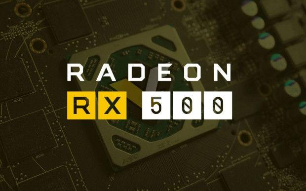 AMD رسما از کارت های گرافیک جدید سری RX 500 رونمایی کرد