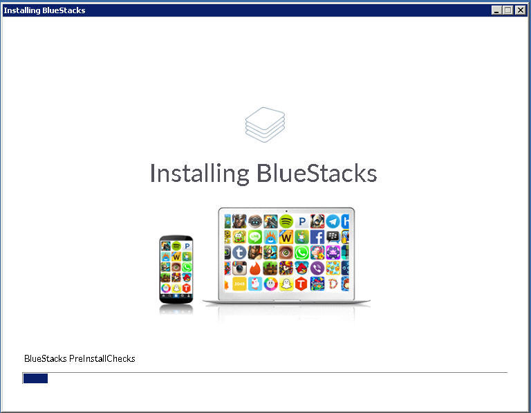بلواستکس - BlueStacks