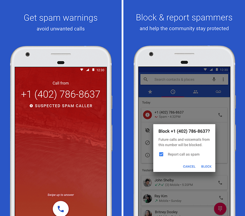 آموزش بلاک کردن کاربران در تلفن همراه