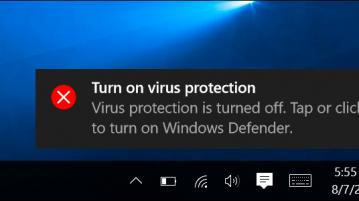 آموزش غیر فعال کردنWindows Defender در ویندوز 10