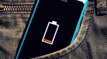 افزایش کارایی باتری گوشی
