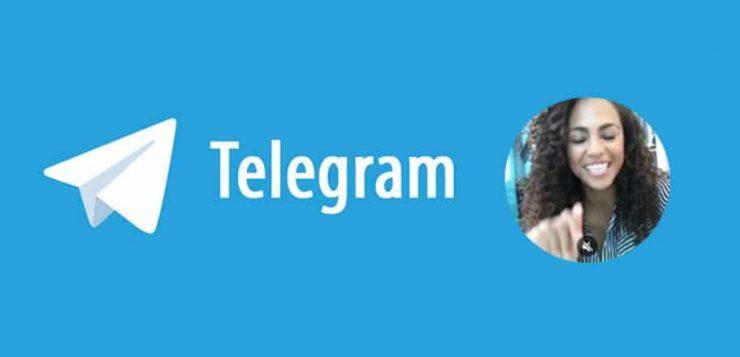 روش دانلود ویدیو مسیج های دایره ای در تلگرام