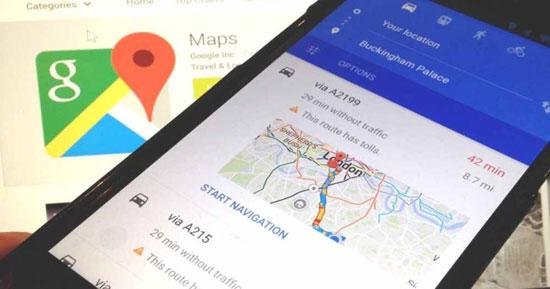 گوگل مپس قبل از رسیدن به ایستگاه اتوبوس مقصدتان شما را بیدار می کند