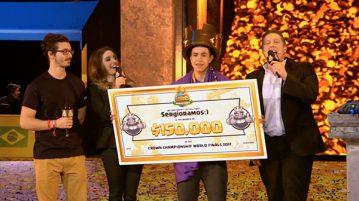 برنده جایزه ۶۰۰ میلیون تومانی کلش رویال