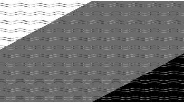 تشخیص کوری انحنا به کمک یک عکس