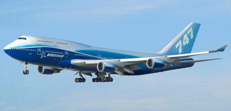 هواپیمای بوئینگ 747 ملکه آسمانها