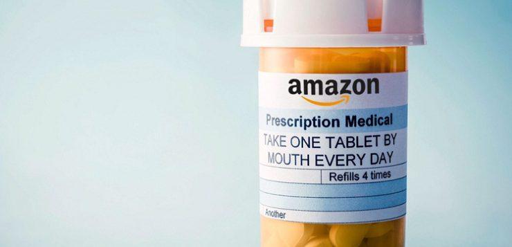 احتمال فروش محصولات دارویی در آمازون