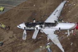 احتمال زنده ماندن از سقوط هواپیما