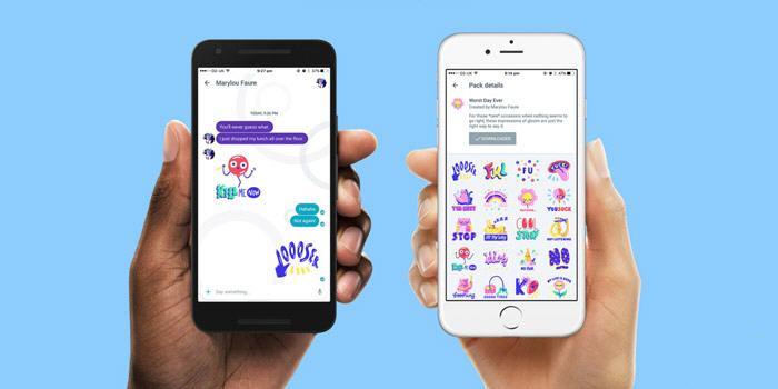 گوگل پیام رسان چت را راه اندازی می کند
