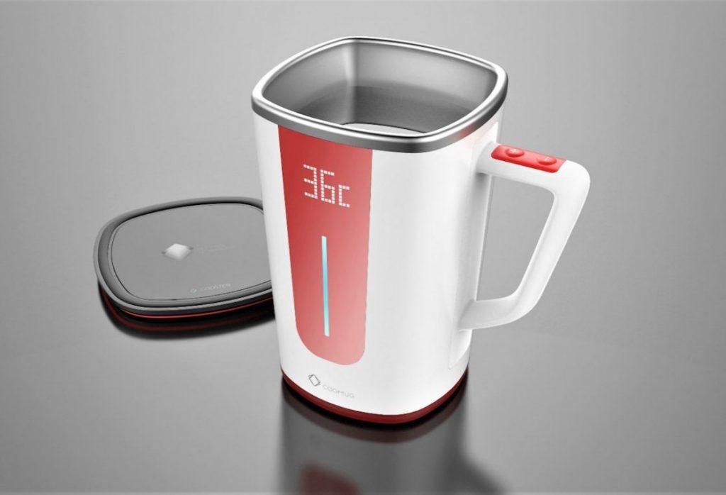 لیوان هوشمند قهوه ساز